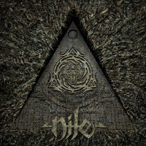 Nile What Should Not Be Unearthed recenzja